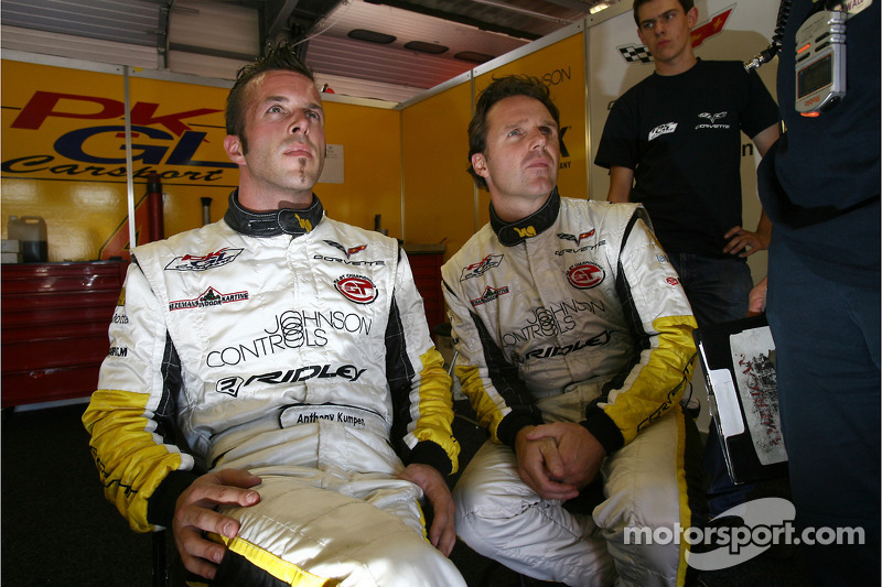 Anthony Kumpen and Mike Hezemans