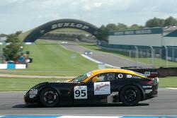 #95 Racesport Peninsula TVR TVR Tuscan T 400R: John Hartshorne, Iain Dockerill