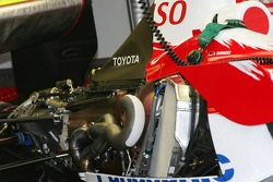 Toyota Racing TF106 engine