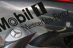 McLaren Mercedes MP4-21 engine cover