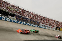 Jeff Burton leads JJ Yeley