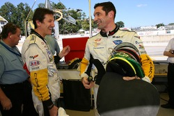 Ron Fellows and Max Papis