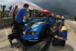 #88 Creation Autosportif Creation CA06/H-01 Judd: Nicolas Minassian, Harold Primat, Jamie Campbell-Walter