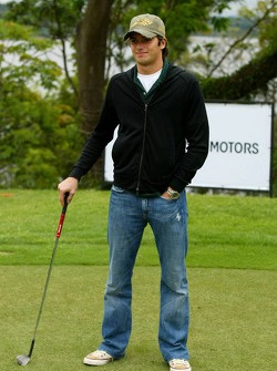 Golf tournament: Nelson A. Piquet