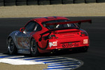 #45 Flying Lizard Motorsports Porsche 911 GT3 RSR: Johannes van Overbeek, Wolf Henzler