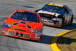 Jeff Burton and Joe Nemechek
