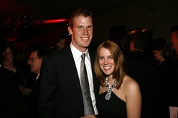 Chris Dyson and girlfriend