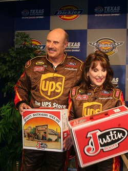 Dr. Phil and the Toys for Tots campaign