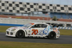 #70 SpeedSource Mazda RX-8: David Haskell, Sylvain Tremblay, Randy Pobst