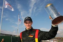 Nico Hulkenberg race winner