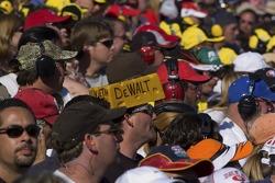 A fan from Wisconsin
