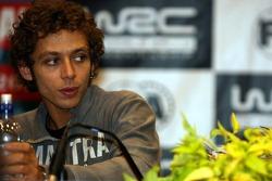 Press conference: Valentino Rossi