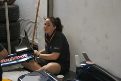 Michele Quaife (Carlin Motorsport Team Manager)