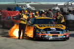 Backfire issues for Matt Kenseth