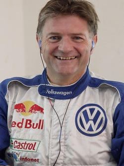 Volkswagen Motorsport presentation: Michel Périn