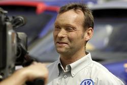 Volkswagen Motorsport presentation: Kris Nissen