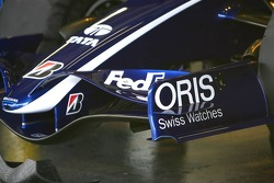 WilliamsF1 Team FW28-B Toyota front wing detail