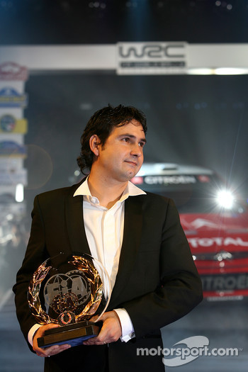 FIA World Rally Championship: Daniel Elena, Citroën