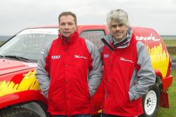 Team Dessoude presentation: Yves Ferri and Jean-Pierre Strugo