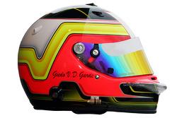 Helmet of Giedo van der Garde
