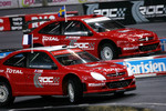 Superfinal 1: Sbastien Loeb and Mattias Ekstrm