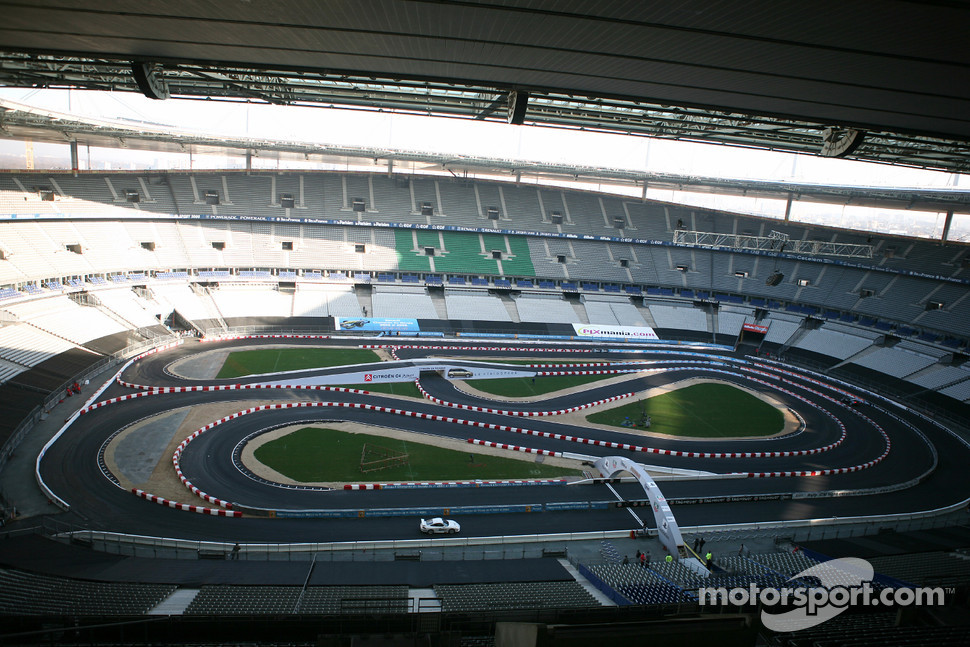 Race Of Champions Circuit