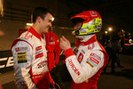 Daniel Sordo and Sbastien Loeb