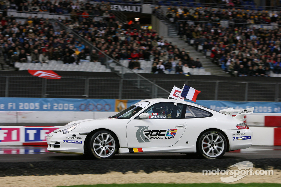 Eight final: Yvan Muller and Sbastien Bourdais