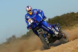 Team Rally Gauloises KTM: Cyril Despres