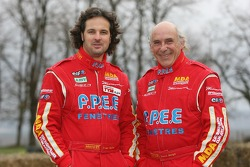 Team Dessoude presentation: Yvan Muller and René Metge