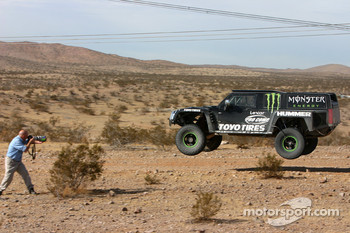 Team Gordon: the Hummer H3 of Robby Gordon