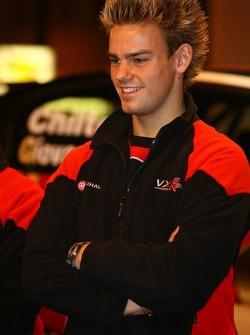 Tom Chilton, Vauxhall BTCC Driver