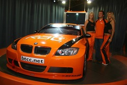 Team RAC, BMW 320i, Car Presentation