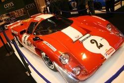 Lola T70 Le Mans car