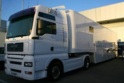 Williams F1 Team truck