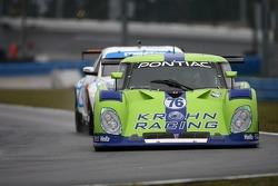 #76 Krohn Racing Pontiac Riley: Tracy Krohn, Nic Jonsson, Boris Said