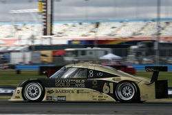 #61 Exchange Traded Gold AIM Autosport Lexus Riley: Mark Wilkins, David Empringham, Brian Frisselle, Burt Frisselle