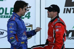 Jeff Gordon and Bobby Labonte