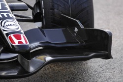 Front wing the RA107
