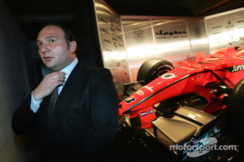 Colin Kolles, Managing Director and Team Principal