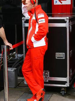 Mark Arnell, Personal trainer to Kimi Raikkonen