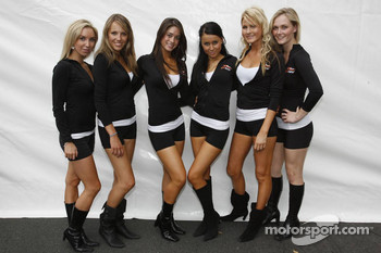 ING Australian Grand Prix girls