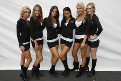 ING Australian Grand Prix girls