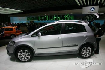 Volkswagen Cross Golf