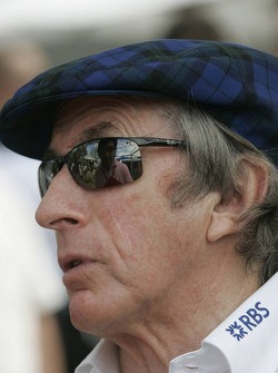 Sir Jackie Stewart, Former F1 World champion