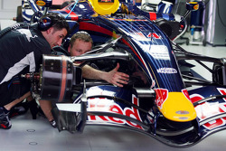 Red Bull Racing, RB3