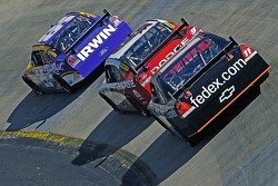 Jamie McMurray, Kasey Kahne and Denny Hamlin