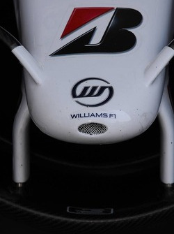 Front wing of  Williams FW28-B Toyota