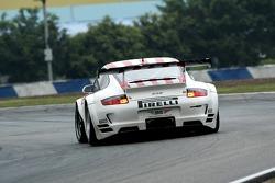 #97 BMS Scuderia Italia Porsche 997 GT3 RSR: Emmanuel Collard, Matteo Malucelli