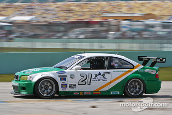 #21 Matt Connolly Motorsports BMW M3: Matt Connolly, Orlam Sonora, Sean Guthrie